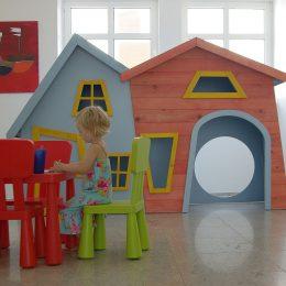 Kinderzahnheilkunde Spielhaus