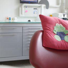 Kinderzahnheilkunde Behandlungszimmer